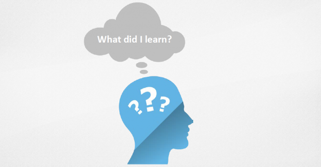 metacognition for manufacturing training image