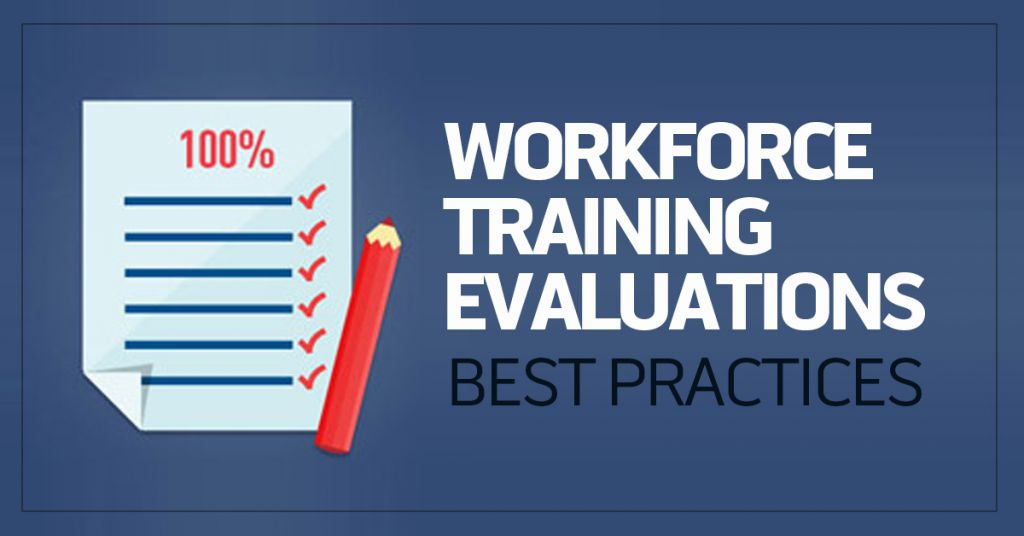 Workforce Training Evaluation Image