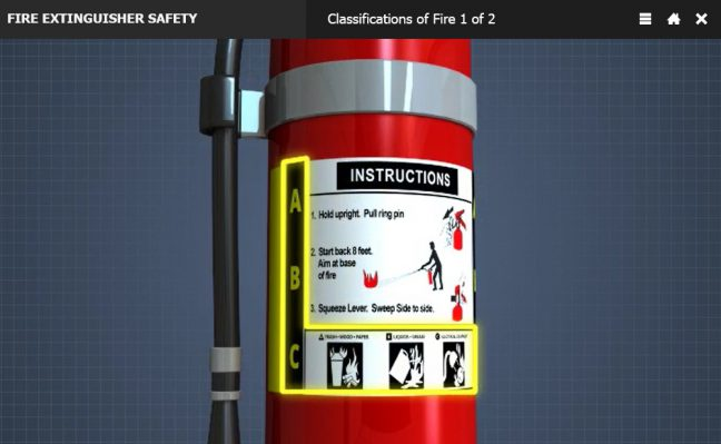 Fire Extinguisher Label Rectangle 648x399 how to use a fire extinguisher a step by step guide ABC Fire Extinguisher Label at bayanpartner.co