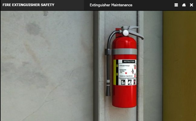 Fire Extinguisher Mounting Image