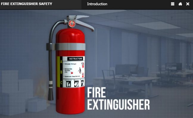 Fire Extinguisher Safety Image