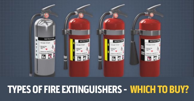 types of fire extinguishers 2 648x339 types of fire extinguishers which one to buy  at nearapp.co