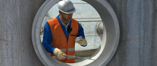 OSHA Confined Space Image