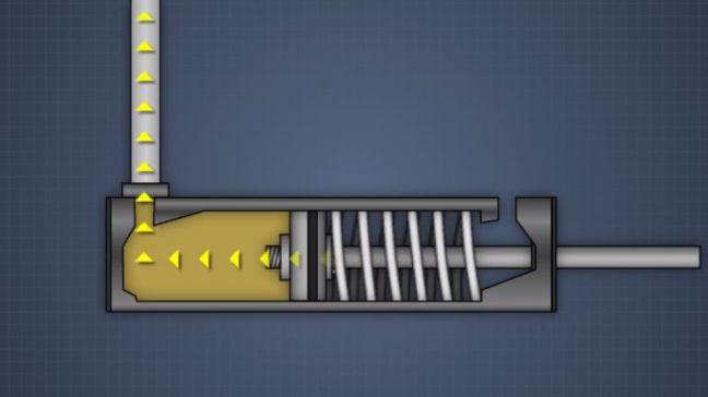 Hydraulic Cylinder Image