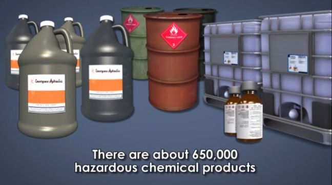 Hazardous Chemicals Image