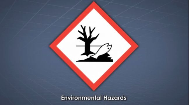 HazCom Pictogram Environmental Hazard