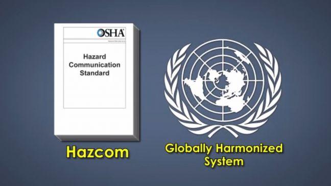 HazCom GHS image