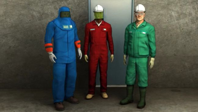 Arc Flash PPE Image