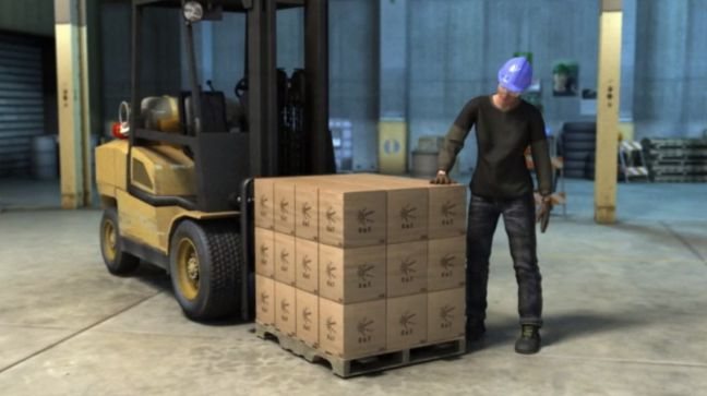Warehouse Safety Image
