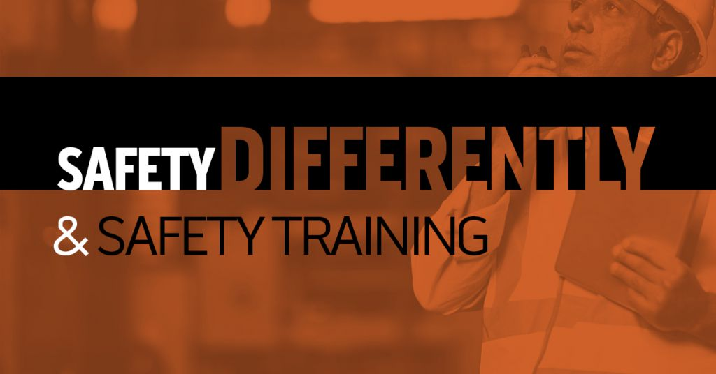 Safety Differently & Safety Training Image