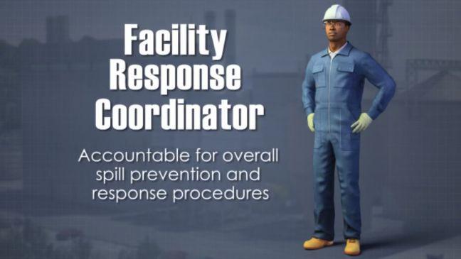 SPCC Facility Response Coordinator Image
