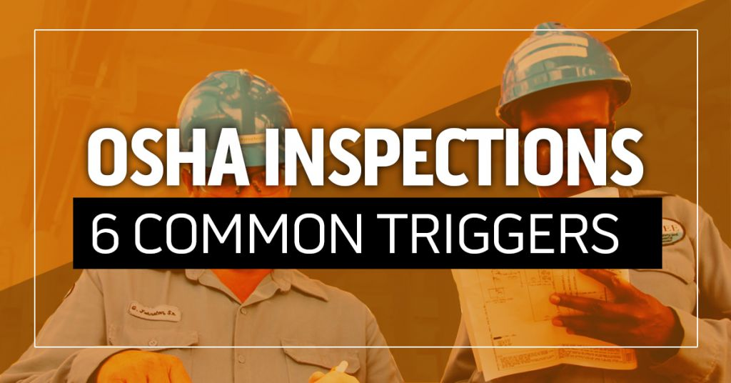 Common Triggers of an OSHA Inpsection Image