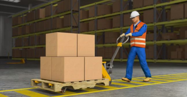 Pallet Jack Safety Training Image