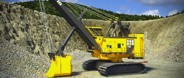 Surface Mining Equipment Names Image