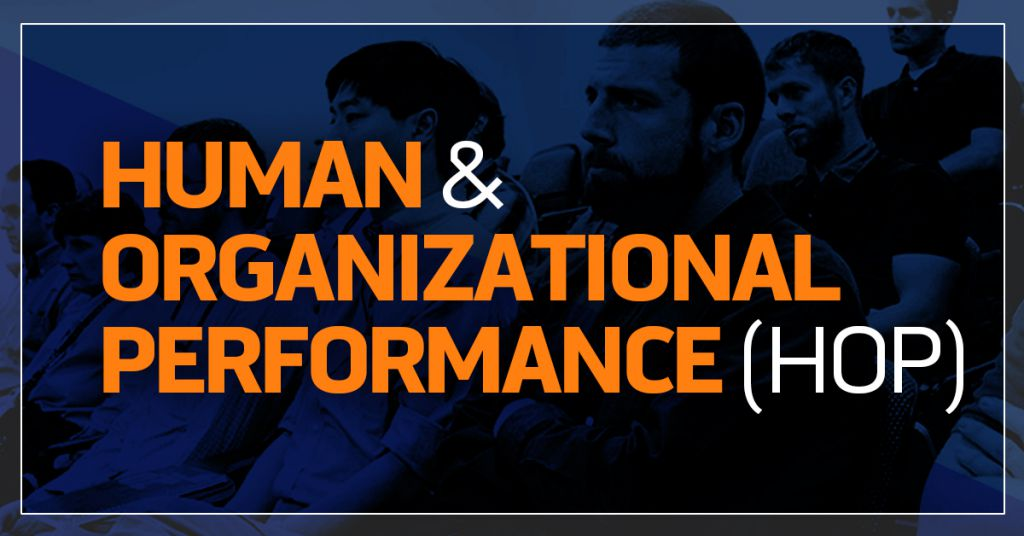 Human and Organizational Performance Image