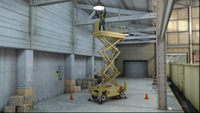 Aerial LIft Safety Image
