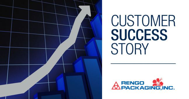 Customer Success Story Rengo Packaging Image