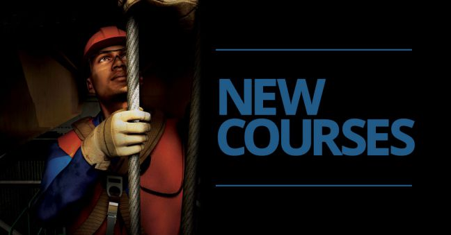 New Training Courses Ima
