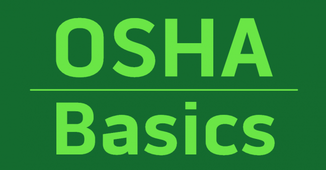OSHA Basics-Competent Person Image