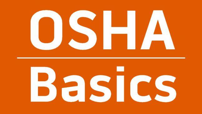 OSHA Basics Image