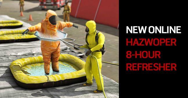 Online HazWoper Courses Image