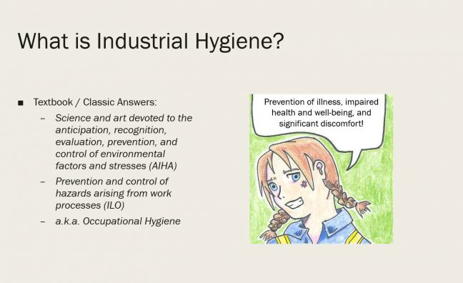 What Is Industrial Hygiene Image