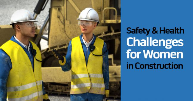 Safety for Women in Construction Image