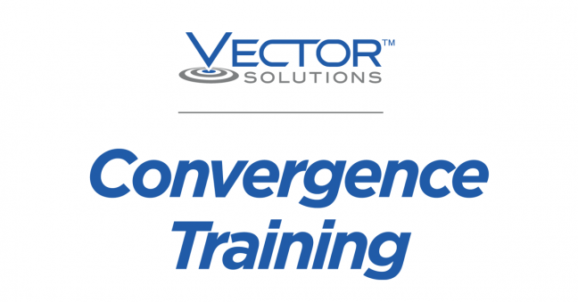 Convergence Training Image
