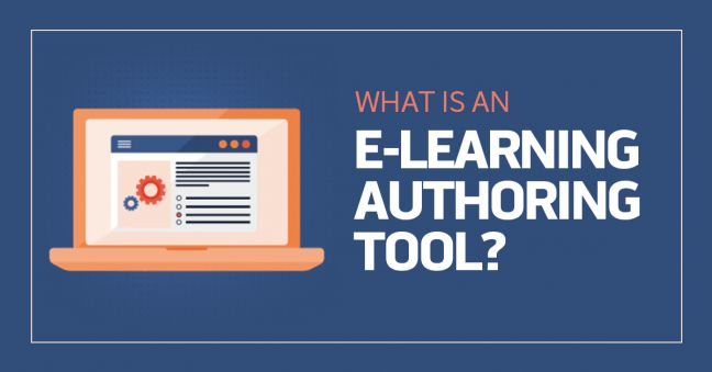eLearning authoring tool image