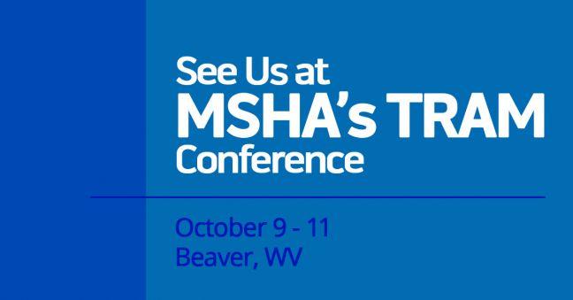 MSHA TRAM Conference 2018 Image