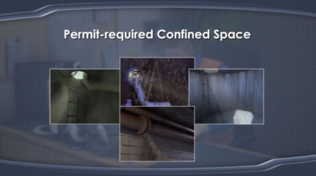 Permit-Required Confined Space Image