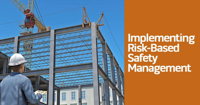 Risk-Based Safety Management Image