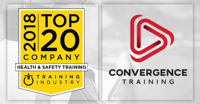 Training Industry Top 20 Award 2018 Image