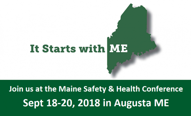 Maine Safety Conference Image