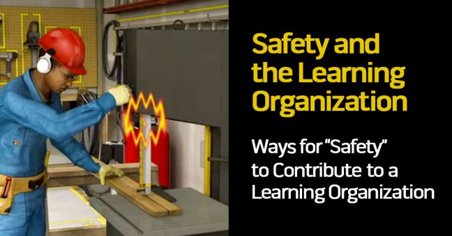Safety and Learning Organization Image