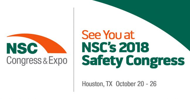 NSC Safety Congress 2018 Image