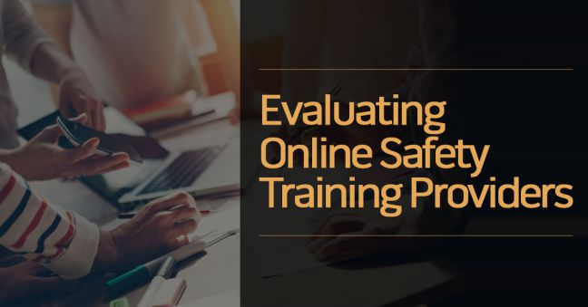 Online Safety Training Providers