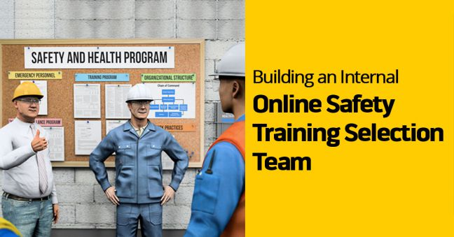 Online Safety Training Evaluation Team Image
