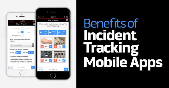 Mobile Apps for Incident Tracking Image