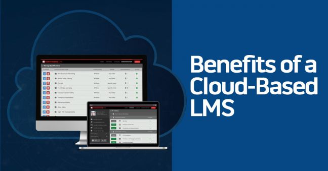 Cloud-Based LMS Image