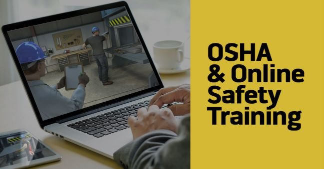 OSHA & Online Safety Training Image