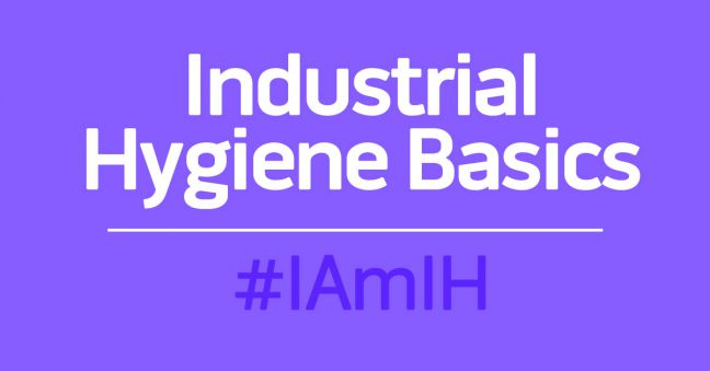 Industrial Hygiene Basics Image