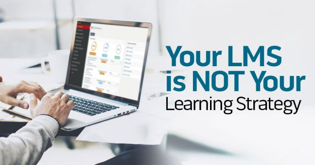 LMS and Learning Strategy Image