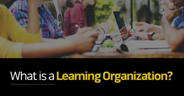 What Is A Learning Organization Convergence Training