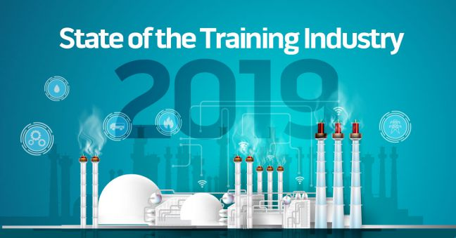State of Training Industry Graphic