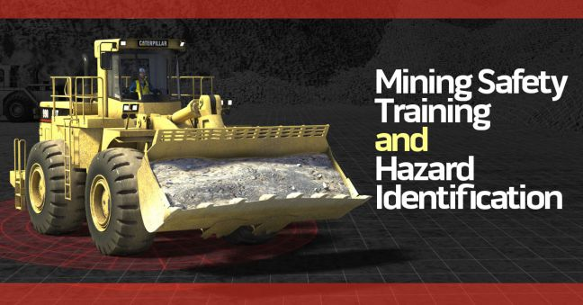 Mining Hazard Identification Training Image