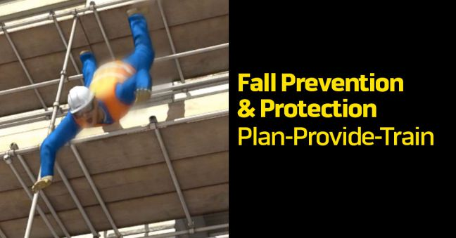 Stand Down for Fall Prevention Image