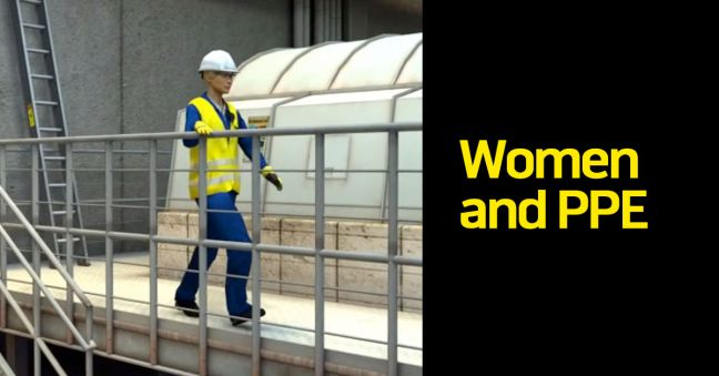 Women and PPE Image