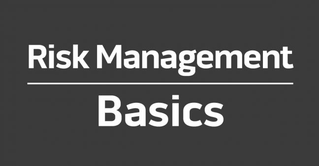 Risk Management Basics Image
