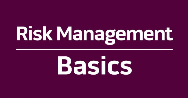 Risk Management Basics Image